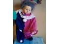 Огромна порцеланова кукла