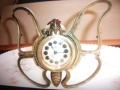 Стенен часовник-муха и  будилник