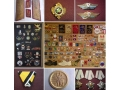 Купувам ордени медали значки нагръдни знаци плакети