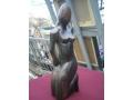 Африканска абаносова фигура