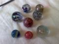 Купувам стъклени топчета ( лимки, билички, гелнички)