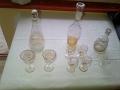Комплекти от фино стъкло