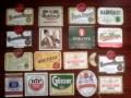Продавам стари български и чужди етикети от бира - колекция
